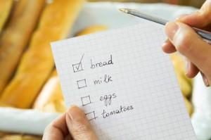 Come creare una lista della spesa per risparmiare