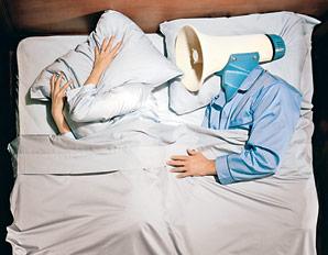 2 tecniche per dormire bene anche se c'è rumore