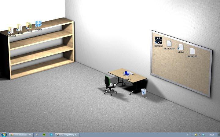 Sfondo Desktop Stanza Ufficio : The perfect desktop wallpaper how to organize your desktop
